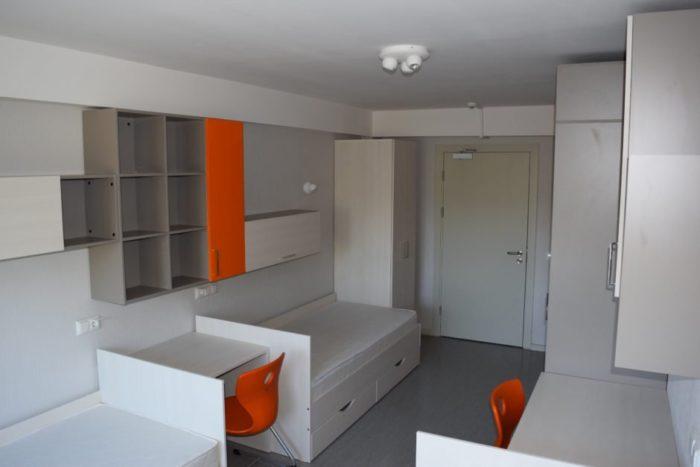 LURMK dienesta viesnīcas dizains